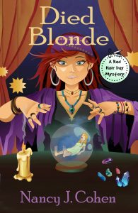 Died Blonde ebook