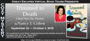 Trimmed to Death Blog Tour